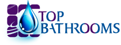 Top Bathrooms Logo