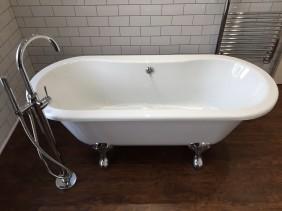 Bathroom West End - Freestanding Bath