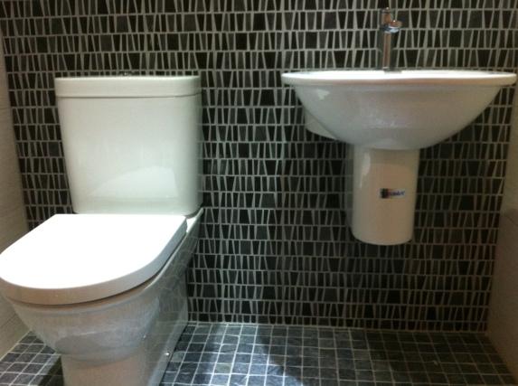 Duravit shower room in Locks Heath